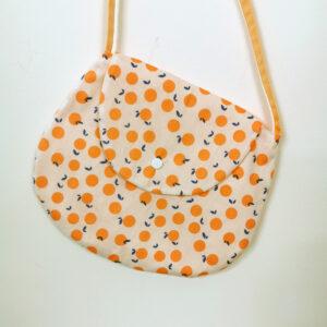 sac mademoiselle oranges